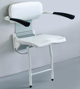 Essence® Seat with Optional Backrest & Armrests