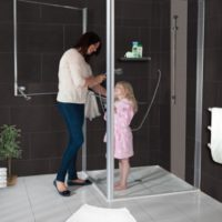Elegnace Shower Doors